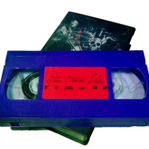 """Shooter Jennings """"The Other Life"""" Purple VHS 1"""