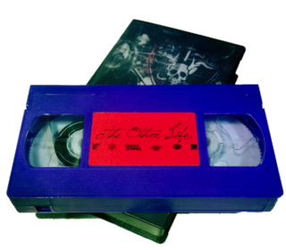 """Shooter Jennings """"The Other Life"""" Purple VHS 2"""
