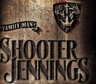 "Shooter Jennings ""Family Man"" Red Cassette Tape 5"