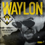 """Waylon Jennings """"Right for the Time (Remembered)"""" Yellow Cassette Tape 2"""