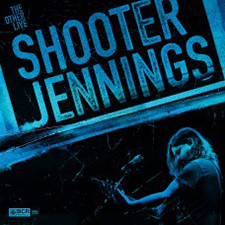 "Shooter Jennings ""The Other Live"" Cassette Tape w/ download 6"