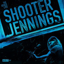 """Shooter Jennings """"The Other Live"""" Cassette Tape w/ download 1"""