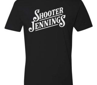 Shooter Jennings Logo T-Shirt 2
