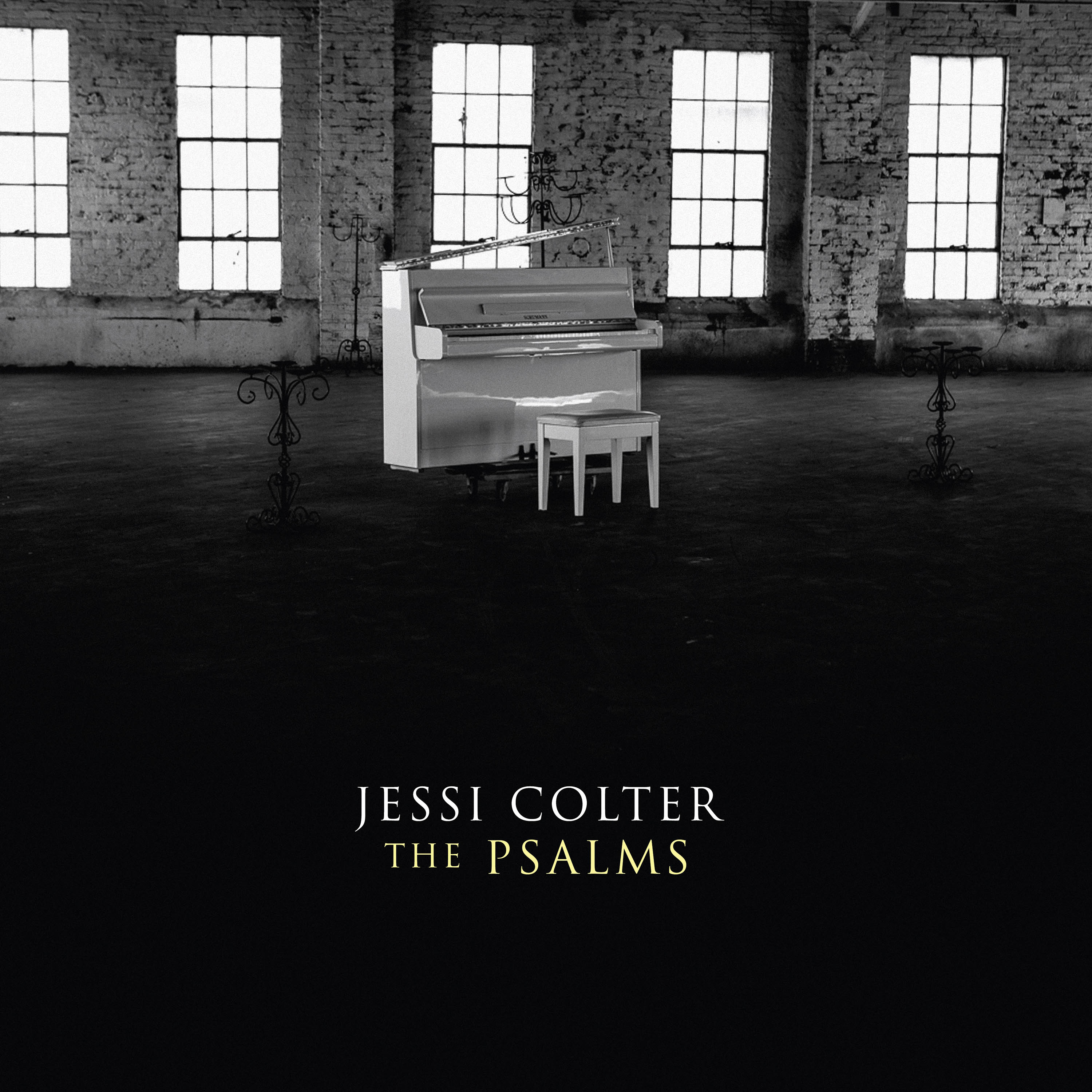 JESSI COLTER – THE PSALMS – 2xLP (LIMITED EDITION)