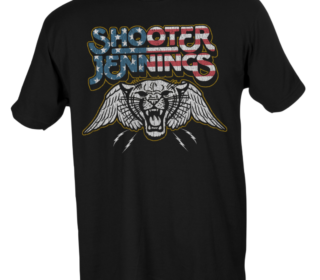 Shooter Jennings - USA Tee #1 6