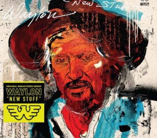 "Waylon Jennings - ""New Stuff"" - 12"" Colored Vinyl 2"