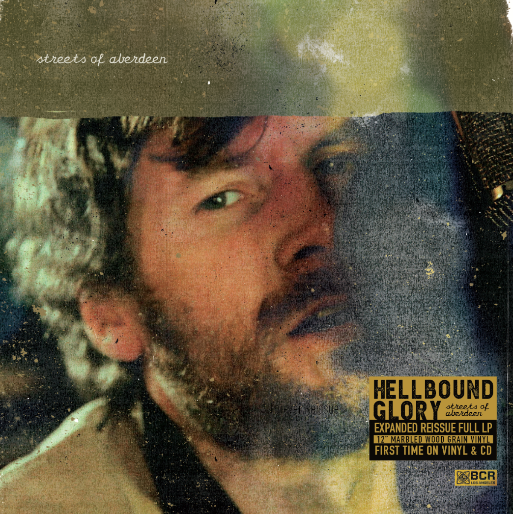"Hellbound Glory ""Streets of Aberdeen"" Vinyl+CD+Download PRE-ORDER"