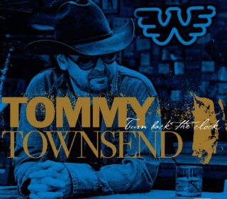 Tommy Townsend - Turn Back The Clock Vinyl + CD + Download 2