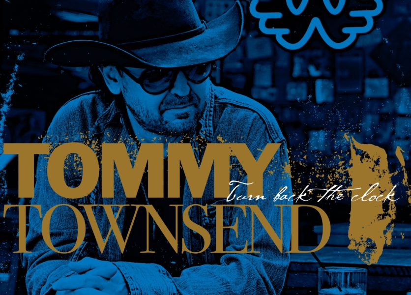 Tommy Townsend - Turn Back The Clock Vinyl + CD + Download 1