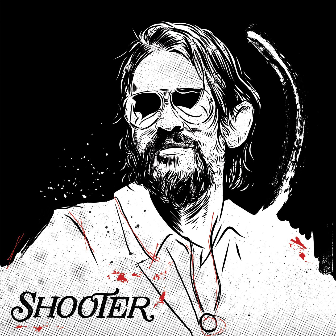 """SHOOTER JENNINGS ANNOUNCES """"SHOOTER"""" AND PREMIERS NEW SONG 1"""