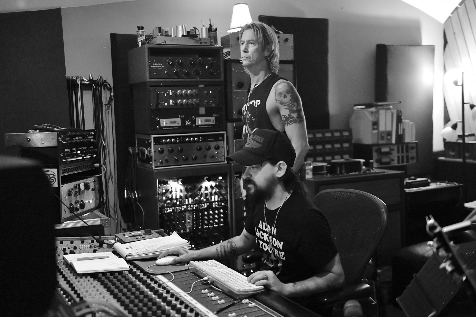 DUFF MCKAGAN ANNOUNCES 2019 SOLO ALBUM WITH PRODUCER SHOOTER JENNINGS 1