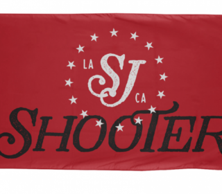 Shooter Jennings - Stars N' SJ Flag 5