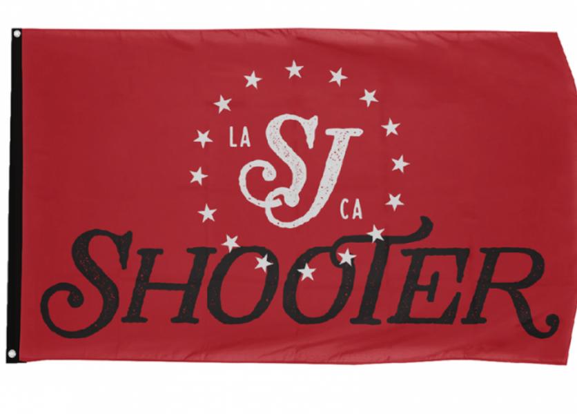 Shooter Jennings - Stars N' SJ Flag 1