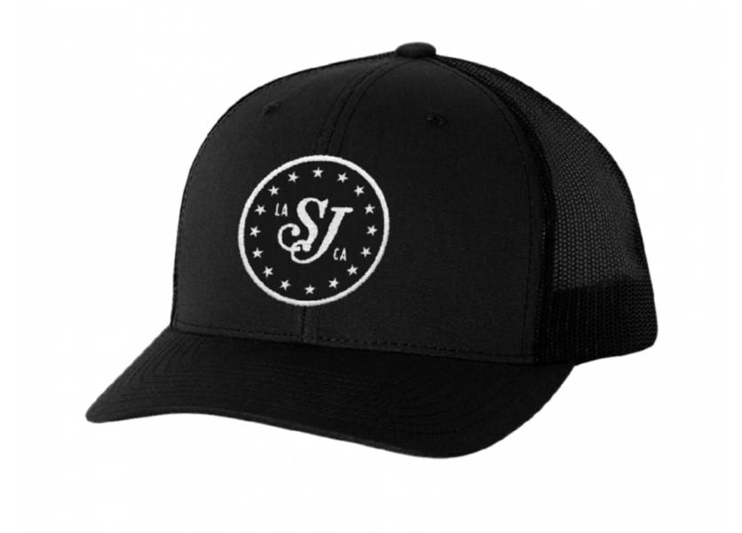 SJ *Stars Logo* Snapback 1